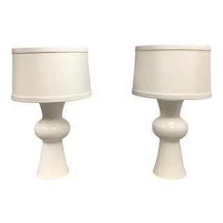 Currey & Company Table Lamps - A Pair