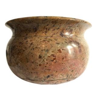 Large Marble Stone Bowl