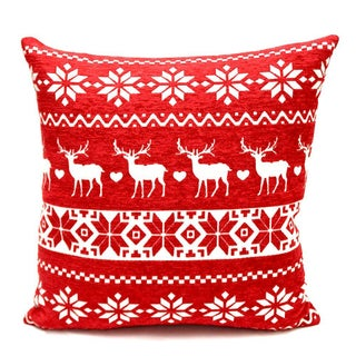Winter Collection Holiday Decorative Pillow