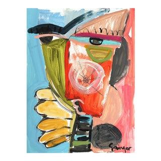 "Lesley Grainger ""Mia-Jane"" Original Face Painting"