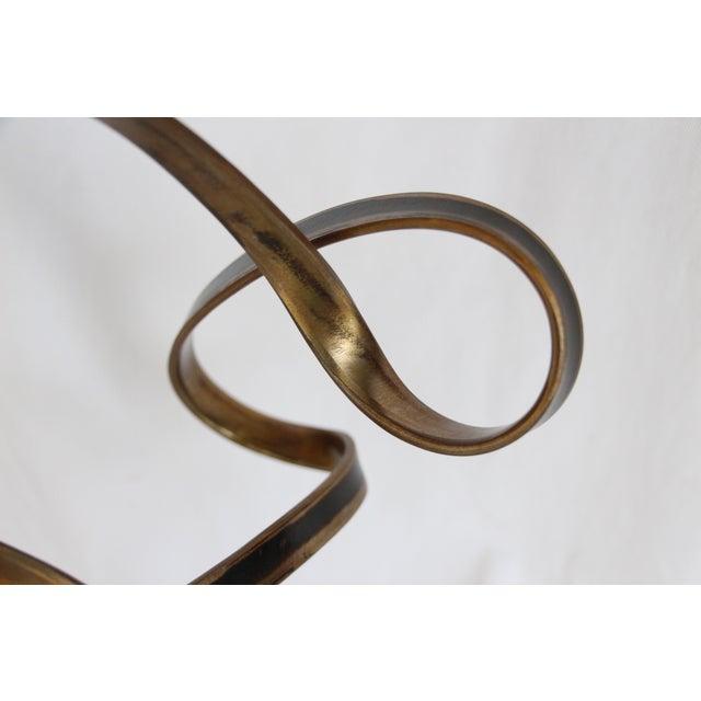 Image of Joe Sorge Steel Abstract Sculpture