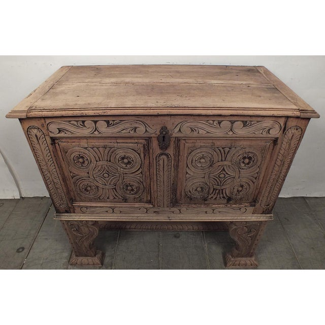 18th Century French Trunk Spanish Baroque-Style - Image 3 of 10