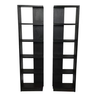 Modern Bookshelves by Crate & Barrel - Pair