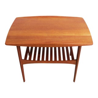 France & Son Teak Side Table