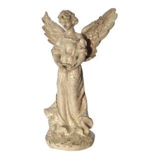 Angel With Wings Statue