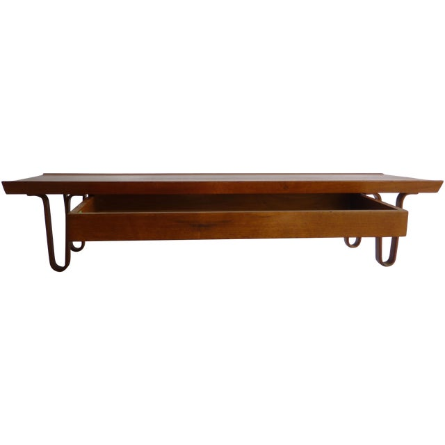 Edward Wormley For Dunbar Long John Coffee Table Chairish