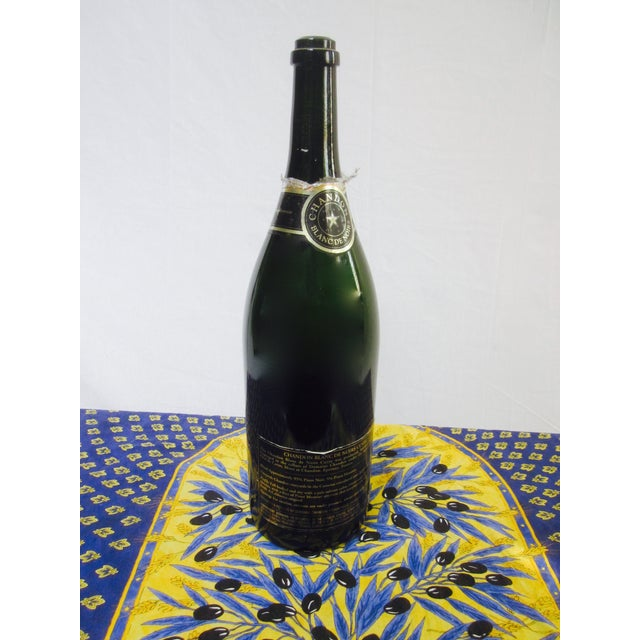 Pop Art Champagne Wine Bottle Prop - Image 5 of 9