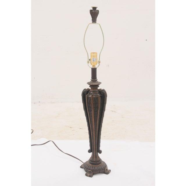 Image of Art Nouveau Table Lamp