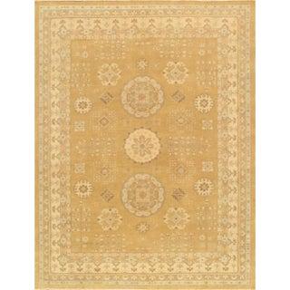 Pasargad Khotan Wool Rug - 9′3″ × 12′