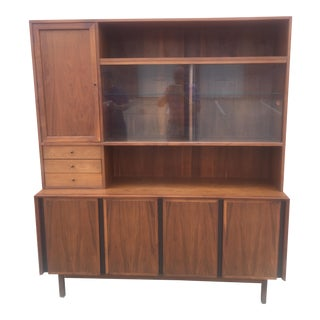 Mid-Century Dillingham Esprit China Hutch Buffet