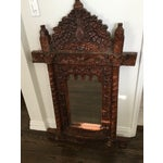 Image of Antique Moroccan Style Mirror