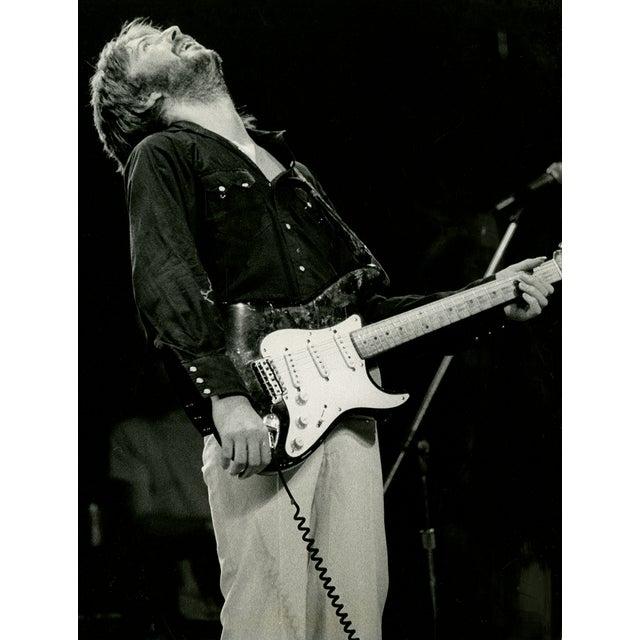 Vintage 1975 Eric Clapton Photograph - Image 2 of 2