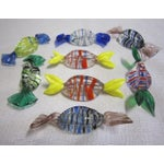 Image of Murano Glass Candies- Set of 8