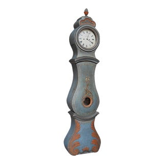 Mora Clock with Original Painted Surface (#32-31)