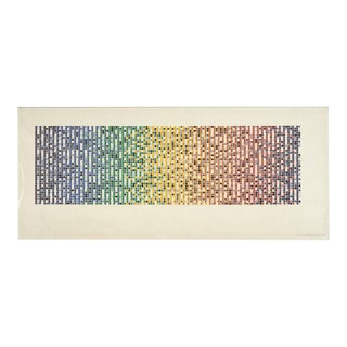 Untitled VI Lithograph by David Roth, 1974