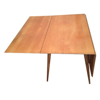 Paul McCobb Planner Group Drop-Leaf Dining Table
