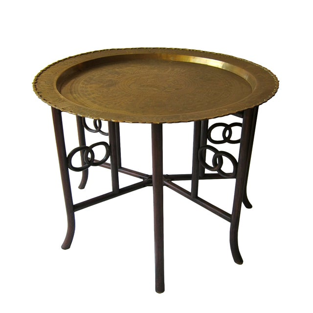 Vintage Asian Tray Table - Image 1 of 2
