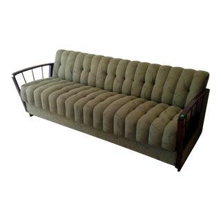 European Mid-Century Sofa