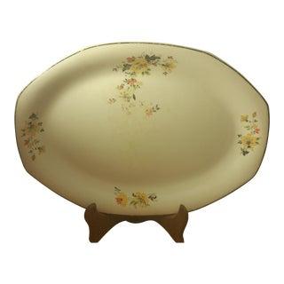 Homer Laughlin Porcelain Platter