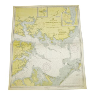 1951 United States East Coast Chart