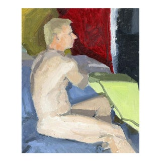 'Patrick' Male Nude Painting