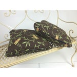 Image of Sunbrella Jacquard Outdoor Pillows - Set of Two