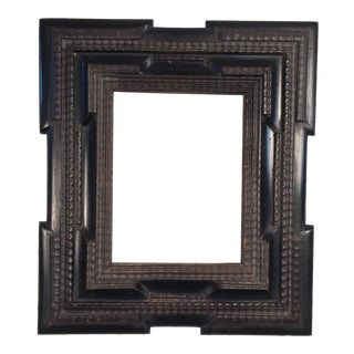 18th Century Italian Rippled Frame