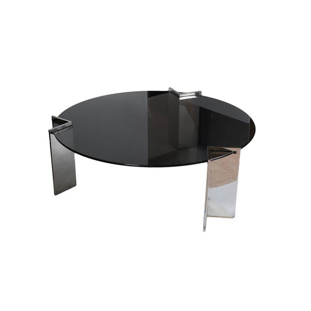 Image of Leon Rosen for Pace Collection Meda Coffee Table