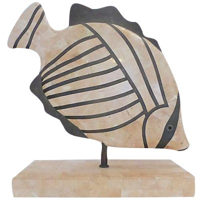 Image of Maitland Smith Tessellated Fish