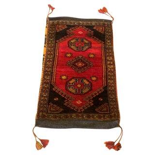 Semi Antique Turkish Anatolian Rug - 2′ × 3′6″