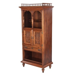 1880s French Renaissance Revival Style Cabinet