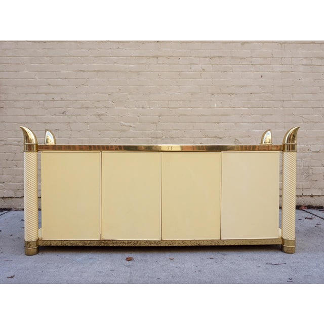 Hollywood Regency Cabinet & Buffet - Image 2 of 11