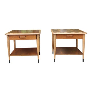 Lane pair of Side Tables