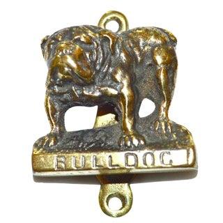 Little Bulldog Door Knocker