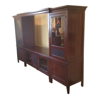 Hooker Wall Group Entertainment Cabinet