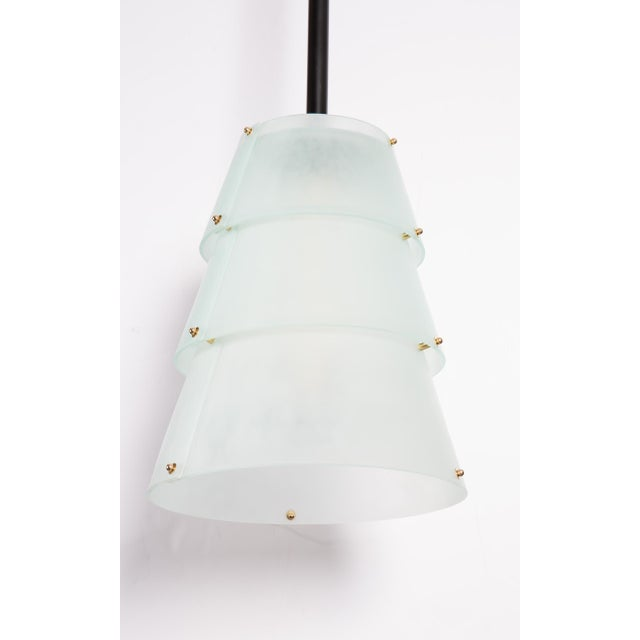 French Modernist Lucite Lanterns- A Pair - Image 7 of 10