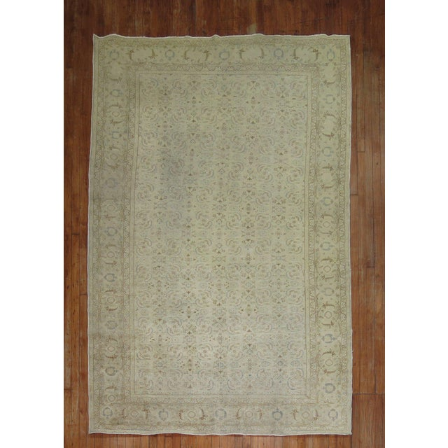 Vintage Turkish Rug - 6'5'' x 9'5'' - Image 2 of 8