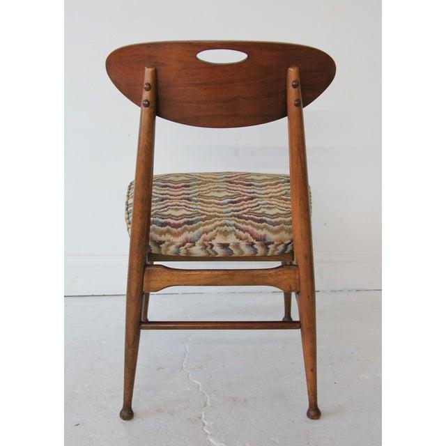 Vintage Mid-Century Modern Desk Chair - Image 4 of 10