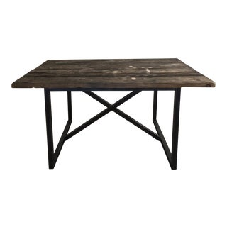 Timothy Oulton Industrial Dining Table