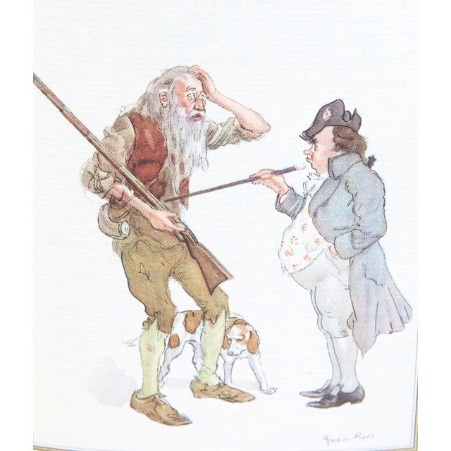 Sketch Book of Geoffrey Crayon - Image 4 of 5