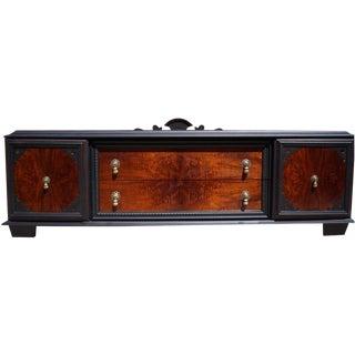 Antique 1910 Bockstege Furniture Rosewood Buffet