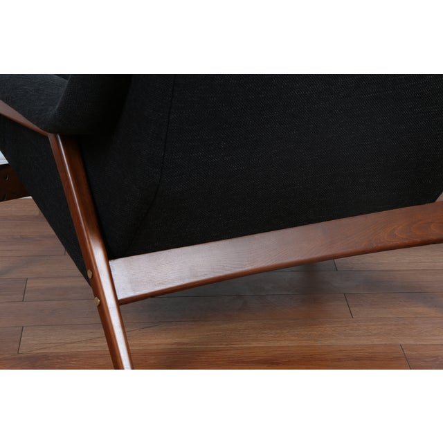 Dux Chair and Ottoman by Folke Ohlsson - Image 8 of 11