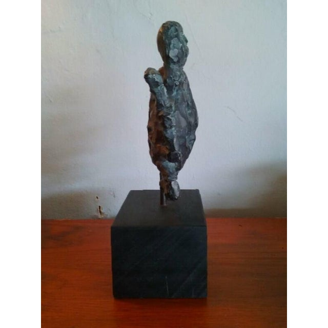 Mid-Century AstroFab Zodiac Cancer Sculpture - Image 5 of 5