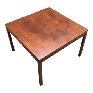 Steelcase Mid-Century Modern Walnut Coffee Table