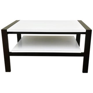 Van Keppel-Green Pull Out Shelf Coffee Table