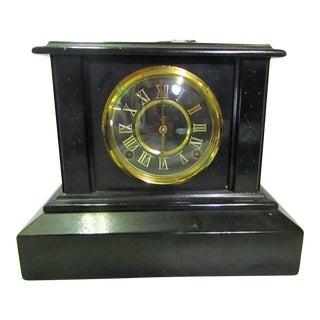 """Vintage Ingraham Mantel Clock """"Nemo"""""""