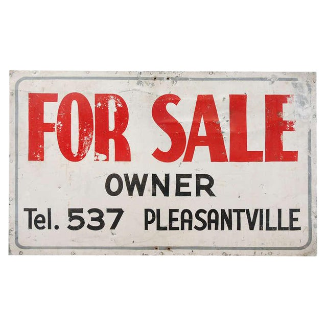 FOR SALE Sign - Image 1 of 9