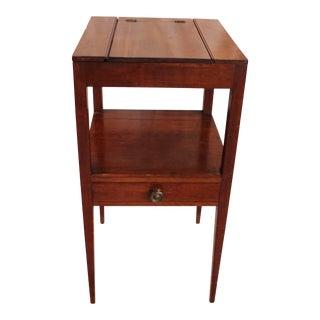 Antique Gentleman's Dressing Table