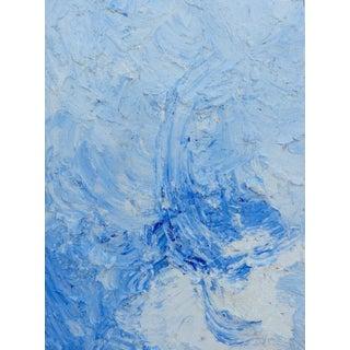 C. Valdes Oil Painting - Wave