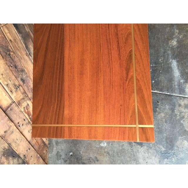 Hand Made Mid-Century Style Coffee Table - Image 6 of 6